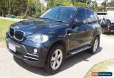 Classic BMW X5 E70 (2007) turbo diesel Full Log Books Always serviced by BMW dealer for Sale