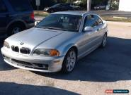 2000 BMW 3-Series Base Coupe 2-Door for Sale