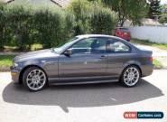 BMW: 3-Series 330 CI ZHP/ZAM for Sale