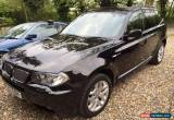 Classic bmw x3 3.0d m sport for Sale