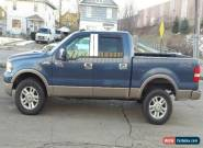 2004 Ford F-150 Lariat for Sale