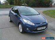 2009 FORD FIESTA 1.6 TDCi Titanium 5dr for Sale