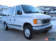 Ford: E-Series Van SuperDuty for Sale