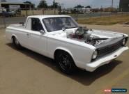 Drag car burnout race car prostreet chev ute big block  for Sale