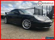 2001 Porsche 911 Carrera 996 coupe 2dr spts auto 5sp 3.4I (2001) Black A Coupe for Sale