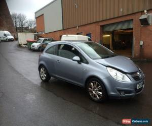 Classic 09 REG CORSA D 1.4 LX  SPARES OR REPAIR CAT C for Sale
