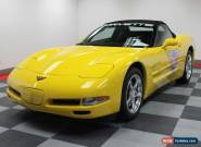 2002 Chevrolet Corvette Convertible 2-Door for Sale