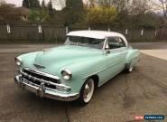 1952 Chevrolet Bel Air/150/210 Styleline Deluxe for Sale