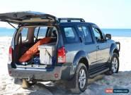 2008 R51 Pathfinder Diesel Manual for Sale