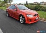 2007 Holden Commodore VE SS for Sale