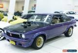 Classic 1976 Holden Torana LX SS Royal Plum Manual 4sp M Liftback for Sale