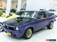 1976 Holden Torana LX SS Royal Plum Manual 4sp M Liftback for Sale