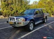 Nissan Navara D22 ST-R 4x4 Turbo Diesel Duel cab ute for Sale