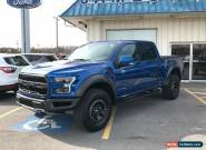 2017 Ford F-150 Raptor Crew for Sale