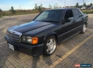 1987 Mercedes-Benz 190-Series Cosworth 2.3-16 16v 16 Valve for Sale