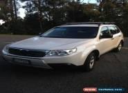SUBARU forestor x S3 Auto AWD MY10 for Sale