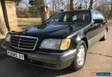 Classic 1996 Mercedes-Benz S-Class Base Sedan 4-Door for Sale