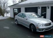 2004 Mercedes-Benz C-Class for Sale