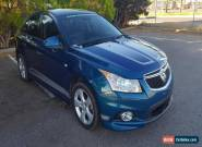 2013 HOLDEN CRUZE SRI-V TURBO JH SEDAN AUTO 54KM HAIL DAMAGE DRIVES REPAIRABLE for Sale