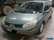 Renault Scenic 1.4 16v 2004 Spares or Repair for Sale