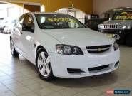 2007 Holden Commodore VE Omega Heron White Automatic 4sp A Sedan for Sale