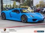 2015 Porsche Other Base Convertible 2-Door for Sale