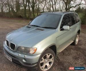 Classic 2003 BMW X5 2.9 d Sport 5dr for Sale