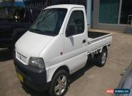 2001 Suzuki Carry Ute 4WD  for Sale