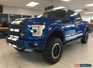 2017 Ford F-150 Lariat Shelby for Sale