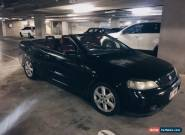 Convertible Holden Astra 2002 for Sale