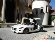 2012 Mercedes-Benz SLS AMG 2 door coupe for Sale