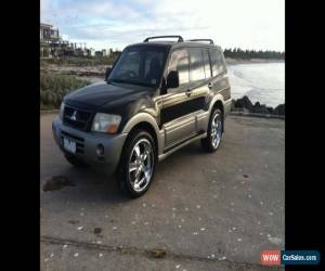 Classic 2003 Pajero 5 Seater Auto Duel Fuel for Sale