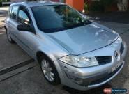 RENAULT MEGANE 2006 HATCHBACK AUTO - 15 JUNE REGO - LOW 110.000 KMS   for Sale