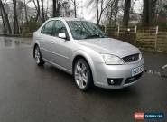 2003 Ford Mondeo Zetec S 2.0 TDCI. Low Mileage. Spares or Repair for Sale