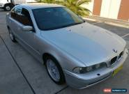 BMW 540 i E39 V8 4.4L ENGINE - ONLY 135086 KMS, IMMACULATE COND, 3 MONTHS REGO for Sale