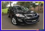 Classic 2011 Mazda CX-9 TB10A4 Luxury Black Automatic A Wagon for Sale