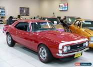 1967 Chevrolet Camaro 5.7 Red Automatic A Coupe for Sale