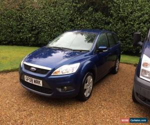 Classic 2008 Ford Focus 1.8TDCI Estate MK2 Facelift for Sale
