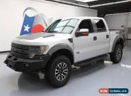 2013 Ford F-150 SVT Raptor Crew Cab Pickup 4-Door for Sale