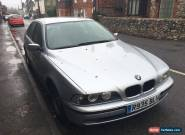 BMW 523i SE Auto for Sale