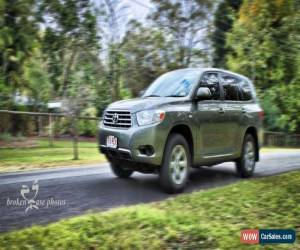 Classic Toyota Kluger 2010 FWD KX-R 7 Seater ONO for Sale