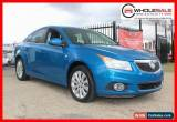 Classic 2012 Holden Cruze jh series ii cdx sedan sports automatic 1.8l my13 Automatic A for Sale