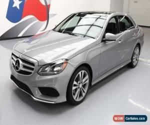 Classic 2014 Mercedes-Benz E-Class Base Sedan 4-Door for Sale