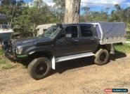 Toyota Hilux Holden V6  for Sale