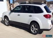 2013 Subaru Outback for Sale