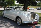 Classic Rolls-Royce : Other Red leather woodgrain trim for Sale