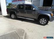 2009 Holden Colorado RC MY09 LT-R (4x2) Grey Automatic 4sp A Crewcab for Sale