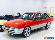 1987 Holden Commodore VL Berlina Red Manual M Sedan for Sale