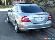 2003 Mercedes-Benz CLK-Class Base Coupe 2-Door for Sale