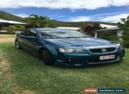 Holden Commodore Sv6 2012 for Sale